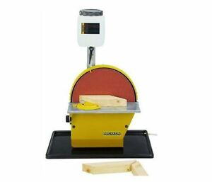 Proxxon Disc Benchtop Sander Beveling Power Tools Polishing De-Burring Sanding