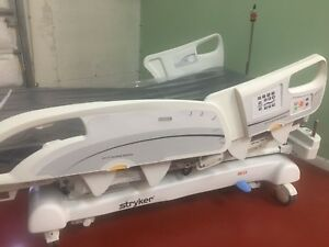 Stryker 2141 Intouch Hospital Bed With Mattress