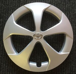 15 5 Spoke Hubcap Wheelcover Fits 2012 2015 Toyota Prius