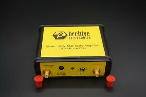 Beehive 150a Emc Probe Amplifier 100 Khz 6 Ghz