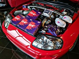 Link Ecu G4 Supralink Ts2jz Plus Base Map And Remote Tune