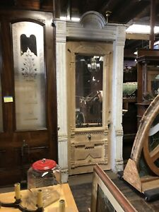 Antique Victorian Entry Door And Surround Fancy Farm House Door 8 The Best