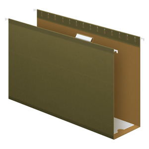 Pendaflex Extra Capacity Reinforced Hanging File Folders 4 Legal Size Standa