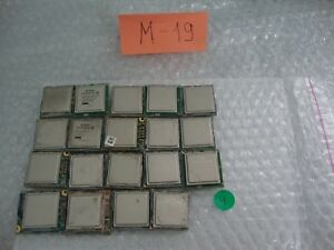 Lot 19 Xilinx Virtex 5 Xc5vlx30t Chip Recovery On The Part Of Board