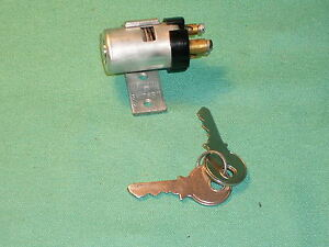 Bosch Ignition Switch Gm nd Porsche 356 Pre A Nos New