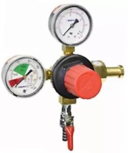 Taprite T 742 Double Gauge Co2 Kegerator Regulator