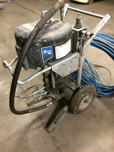Grayco Xtreme X45 Model X45dh3 Industrial Airless Sprayer Paint coating