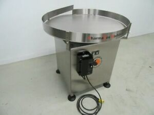 New Pcm 36in Accumulation Turntable Model 36ss