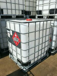 275 Gallon Liquid Storage Containers Washed