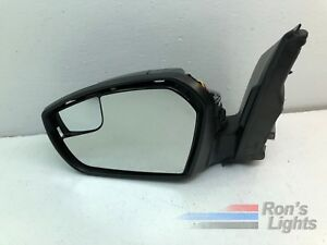 2013 2016 Ford Escape Side Mirror W o Cover Oem Lh driver Pre owned