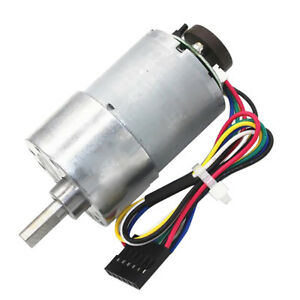 111rpm Reversible Electric 24v Dc Gear Reducer Motor For Electronic Toys