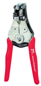 Ideal 45 177 Custom Stripmaster Wire Stripper 16 To 26 Awg W Grit Pad