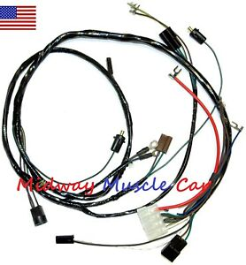 Engine Wiring Harness 60 61 62 63 64 Chevy Chevrolet Corvair