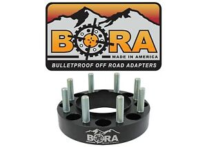 2012 2019 Dodge Ram 3500 2 50 Dually Wheel Spacers 2 By Bora Made In Usa