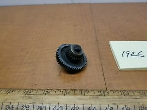 Atlas Craftsman Lathe 6 618 101 Change Gears 48t 24t W Bushings stud Excellent