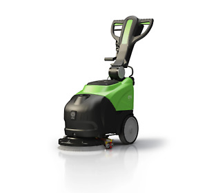 Ipc Eagle Ct15b35 14 Battery Powered Automatic Floor Scrubber