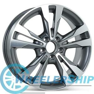 New 18 X 7 5 Front Wheel For Mercedes C300 C350 2015 2016 2017 2018 Rim 85370