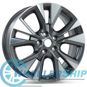 New 18 Alloy Replacement Wheel For Nissan Murano 2015 2016 2017 Rim 62706