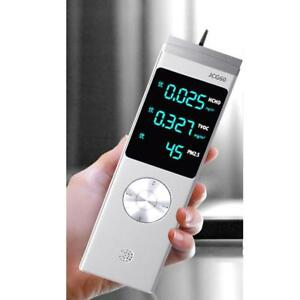 2pc Multi Testers Air Quality Detector Accurate Testing Formaldehyde Monitor