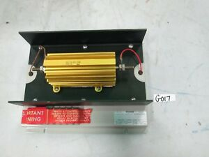 Woodward Governor Co Ohm Wire Wound Resistor Dale Ph 250 250w new