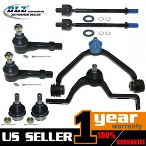 For Ford Explorer Suspension Parts Upper Control Arms Lower Ball Joints Tie Ends