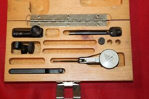 Brown And Sharpe 7034 3 Dial Test Indicator Set L53