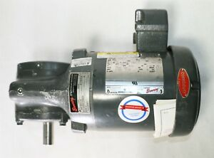 Reman Browning Emerson E437 Synchrogear Reducer And Gear Motor 6133 05 Hp I1