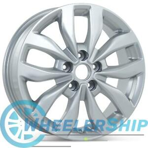 New 17 Alloy Replacement Wheel For Kia Optima 2013 2014 2015 Silver Rim 74690
