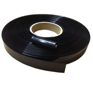 Black Pvc Heat Shrink Tubing Wrap Rc Battery Pack 7mm 505mm Lipo Nimh Nicd