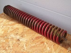 Ford 501 Sickle Bar Hay Mower Cutter Bar Lift Spring Free Shipping