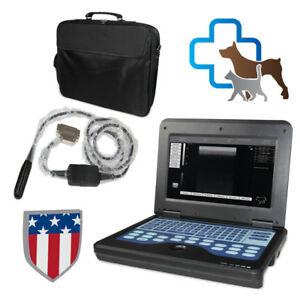 Veterinary Ultrasound Machine vet Laptop Ultrasound Scanner 7 5mhz Rectal Probe