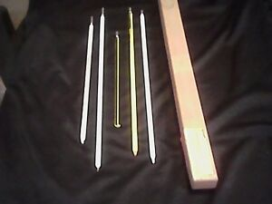 Vwr Scientific Hg Glass Thermometers lot Of 5