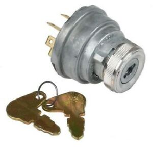 At21880 Ignition Switch W Keys John Deere 1020 1520 2020 2030 Tractors