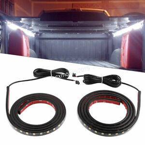 2 Cargo Truck Led Bed Light Strip Splitter Cable For Pickup Rv Suv Jeep Ford