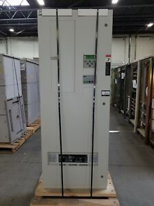 New 208 3 Phase 7000l Asco Transfer Load Center Tvss Service Entrance 42 Sqd