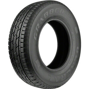 4 New General Grabber Hts P235 75r15 Tires 2357515 235 75 15