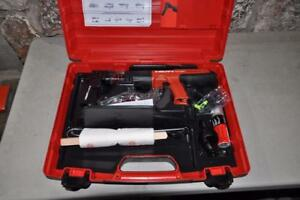 Hilti Dx 351 Powder Actuated Nail Stud Gun Brand New 3