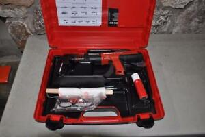 Hilti Dx 351 Powder Actuated Nail Stud Gun Brand New 2