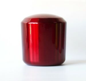 Shiftevo Custom Candy Red Block 800 Grams Weighted Heavy Shift Knob 10x1 25mm