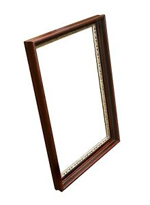 Large Antique Victorian Picture Frame Gilt Fillet 22 3 4 X 30 3 4 Overall