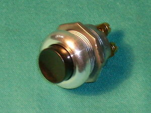 Starter Button Ignition Switch Porsche 356 Pre A Porsche 356 A Speedster