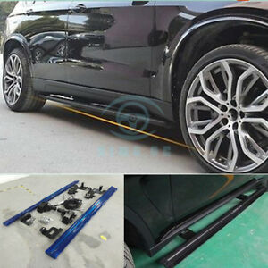 Fit For Bmw X5 F15 2014 2017 Electric Running Board Side Step Nerf Bar