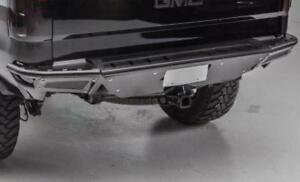 N Fab Rbs H Rear Bumper Prerunner Style For 2017 Ford F 250 F 350 Superduty