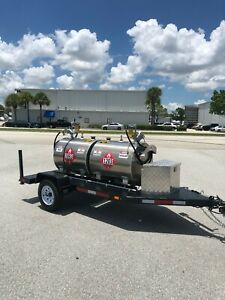Fuel Trailer 2 X 110 Gallons