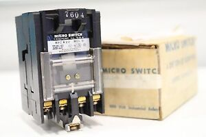 Micro Switch Ryca22 Ryca22 a Model B 7605 Relay Free Priority Shipping