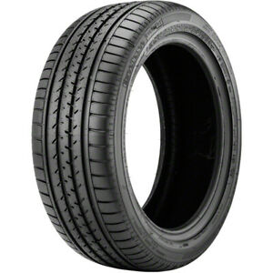 1 New Goodyear Excellence Rof 245 45r18 Tires 2454518 245 45 18