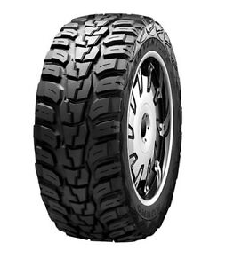 1 New Kumho Road Venture Mt Kl71 33x12 50r15 Tires 12 50r 15 33 12 50 15