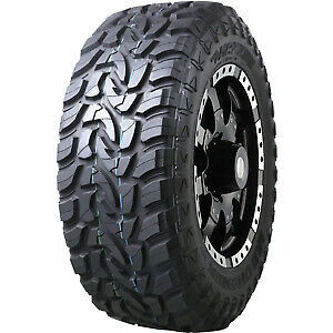 2 New Mazzini Mud Contender Lt285x70r18 Tires 70r 18 285 70 18
