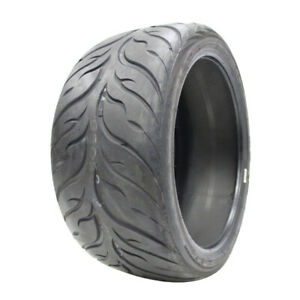 2 New Federal 595rs Rr P255 40r17 Tires 40r 17 255 40 17