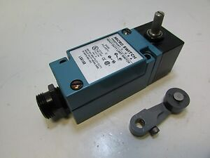 Micro Switch Lsa1ab Limit Switch With Lever